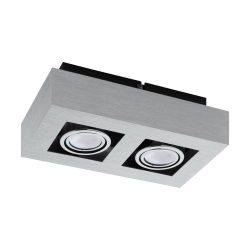 LOKE 1 Süllyesztett, beépíthető lámpa alumínium LED 91353
