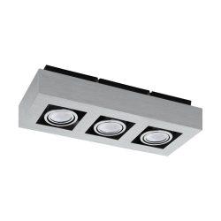 LOKE 1 Süllyesztett, beépíthető lámpa alumínium LED 91354