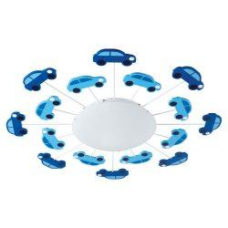 EGLO mennyezeti lámpa VIKI 1 Gyermek kék E27 92146