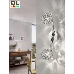 EGLO spot lámpa RIBOLLA Mennyezeti  króm G9 92592