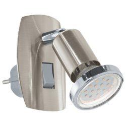 EGLO spot lámpa MINI 4 Fali  króm LED 92924