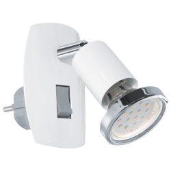 EGLO spot lámpa MINI 4 fali  fehér LED 92925