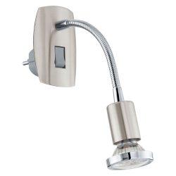 EGLO spot lámpa MINI 4 Fali króm LED 92933