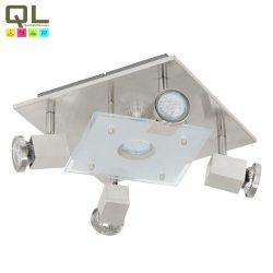 PAWEDO Mennyezeti lámpa nikkel LED 93084
