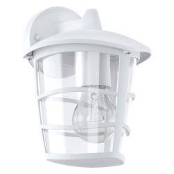 ALORIA Kültéri fali lámpa fehér E27 93095