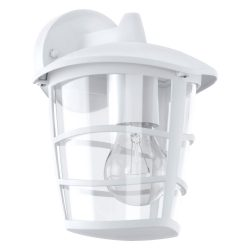 EGLO ALORIA Kültéri fali lámpa fehér E27 93095