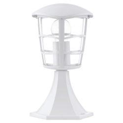 ALORIA Kültéri állólámpa fehér E27 93096