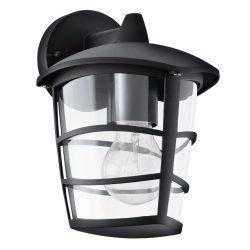 NIKITA Kültéri fali lámpa fekete 93098