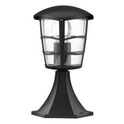 ALORIA Kültéri állólámpa fekete E27 93099