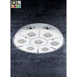 CABO 9 Mennyezeti lámpa króm LED 93108 KIFUTOTT TERMÉK