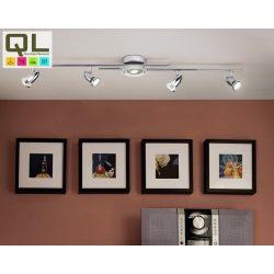 EGLO spot lámpa CERBERO Mennyezeti  króm LED 93116