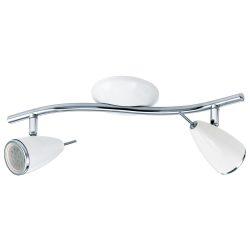 EGLO spot lámpa RICCIO 2 Mennyezeti  fehér LED 93129