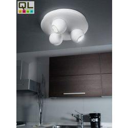 EGLO spot lámpa NORBELLO 3 Mennyezeti  fehér LED 93169