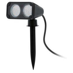 NEMA 1 Kültéri LED lámpa fekete LED 93385