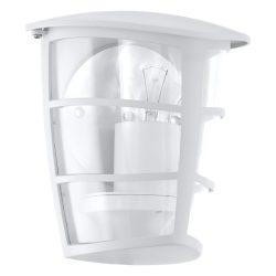 EGLO ALORIA Kültéri fali lámpa fehér E27 93403