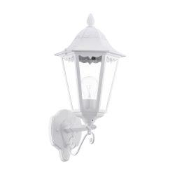 NAVEDO Kültéri fali lámpa fehér E27 93446