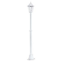 NAVEDO Kültéri állólámpa fehér E27 200cm 93453