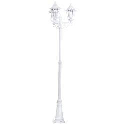 EGLO NAVEDO Kültéri állólámpa fehér E27 93454