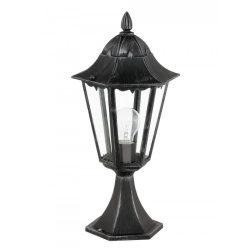 NAVEDO Kültéri állólámpa fekete 47cm 93462