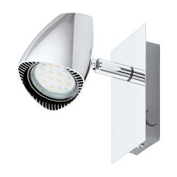 EGLO spot lámpa CORBERA Mennyezeti  króm LED 93672