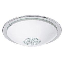 GIOLINA Mennyezeti lámpa króm LED 93778