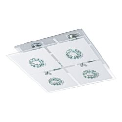 RONCATO Mennyezeti lámpa króm LED 93783
