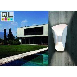 EGLO BOSARO Kültéri fali lámpa fehér LED-MODUL 93991  !!! UTOLSÓ DARABOK !!!