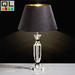 PASIANO Asztali lámpa átlátszó E27 94082