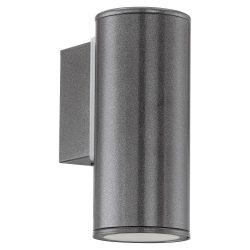 EGLO RIGA Kültéri fali lámpa szürke LED 94102