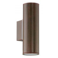 EGLO RIGA Kültéri fali lámpa antik LED 94105
