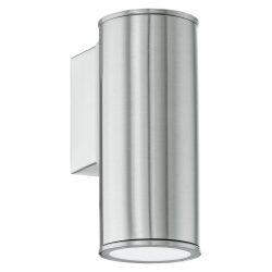 RIGA Kültéri fali lámpa acél LED 94106