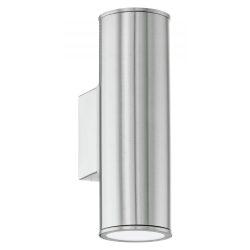 RIGA Kültéri fali lámpa acél LED 94107