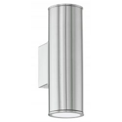 RIGA LED Kültéri lámpa - fali acél 94107