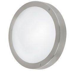 VENTO 1 Kültéri fali lámpa acél LED-MODUL 94121