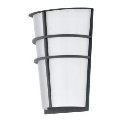 EGLO BREGANZO Kültéri fali lámpa szürke LED-MODUL 94138