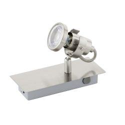 EGLO spot lámpa TUKON 3 Mennyezeti  nikkel LED 94144