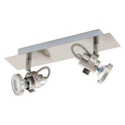 EGLO spot lámpa TUKON 3 Mennyezeti  nikkel LED 94145