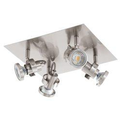 EGLO spot lámpa TUKON 3 Mennyezeti  nikkel LED 94147