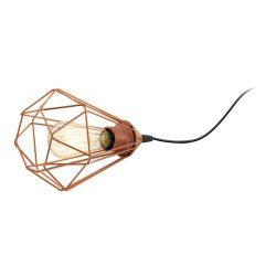 EGLO TARBES Asztali lámpa fekete E27 94197