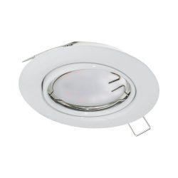 PENETO Süllyesztett, beépíthető lámpa fehér LED 94239