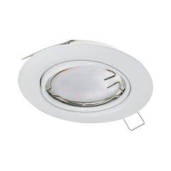 EGLO PENETO Süllyesztett, beépíthető lámpa fehér LED 94239