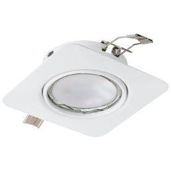 PENETO Süllyesztett, beépíthető lámpa fehér LED 94262