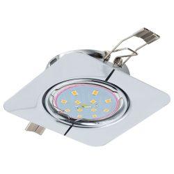 PENETO Süllyesztett, beépíthető lámpa króm LED 94263