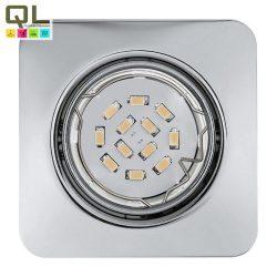 PENETO Süllyesztett, beépíthető lámpa króm LED 94267