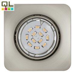 PENETO Süllyesztett, beépíthető lámpa nikkel LED 94268