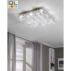 LONZASO Mennyezeti lámpa króm LED 94315