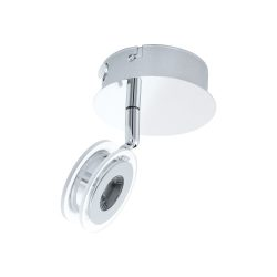 EGLO spot lámpa SAROLO Mennyezeti  króm LED 94488 KIFUTÓ