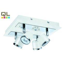 EGLO spot lámpa PIERINO 1 Mennyezeti  fehér LED 94559