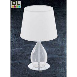 RINEIRO Asztali lámpa átlátszó E14 94682