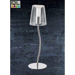 NOVENTA Asztali lámpa króm LED 94753